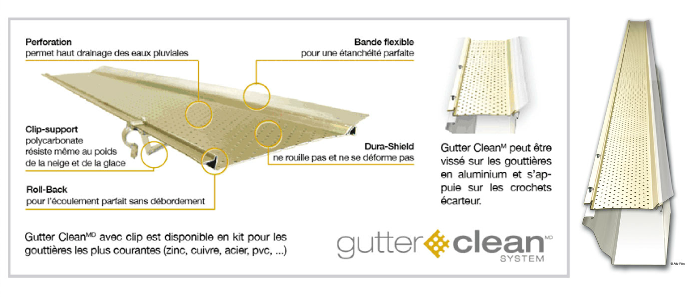 Glutter Clean system